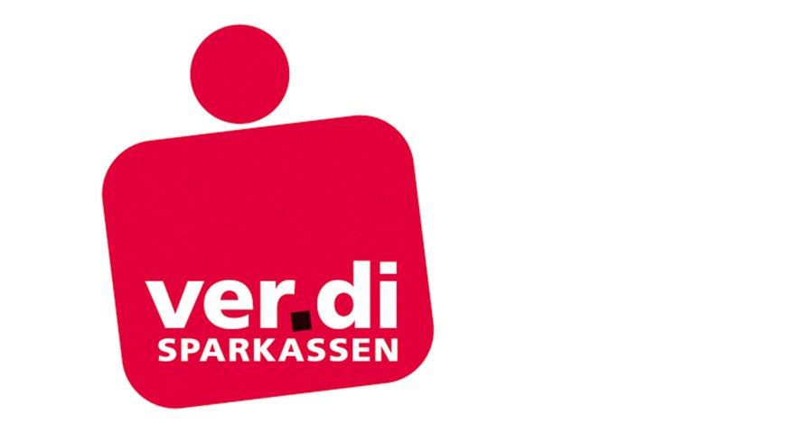 Sparkasse Bühne Logo verdi